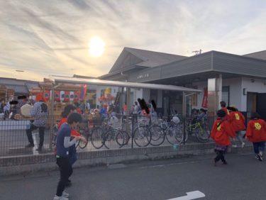 【子連れ名古屋周辺お出かけ】高棚祭りの見学2019