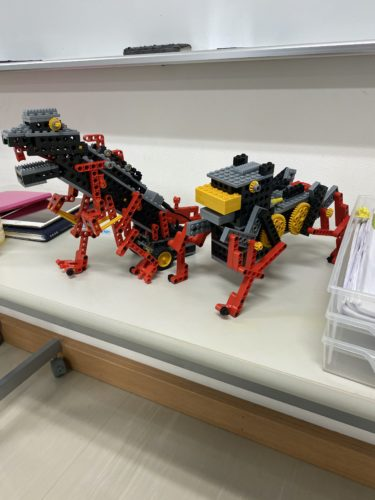 Human Academyのロボット教室