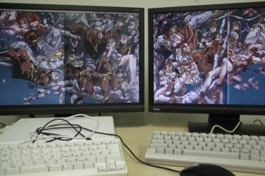 【仕事効率化】PCのデュアルディスプレイで効率化