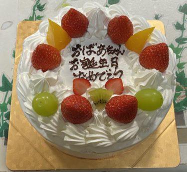 【名古屋周辺のお勧めおやつ】ローザンヌ熱田店 世界一のショートケーキ