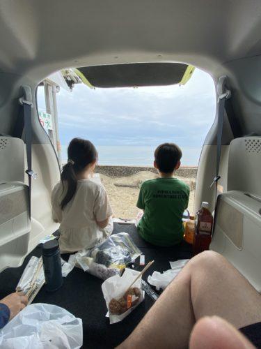 【子連れ名古屋周辺お出かけ】美浜町の砂浜 @知多半島