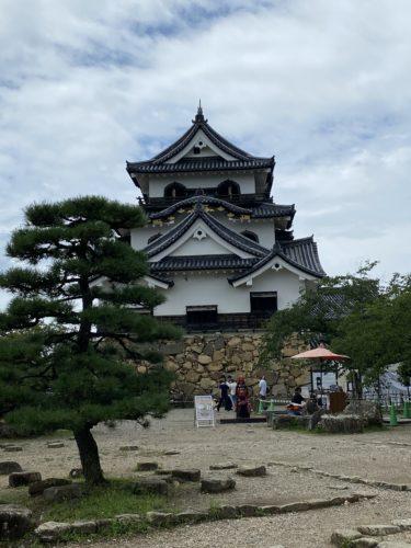 【子連れ名古屋周辺お出かけ】彦根城の見学と雄琴温泉 湯元館