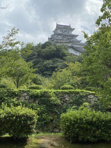 【子連れ名古屋周辺お出かけ】姫路城城下町の見学と人力車