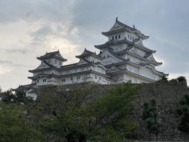 【子連れ名古屋周辺お出かけ】姫路城の見学と名物どろ焼き