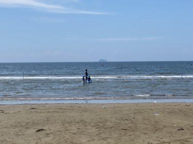 【子連れ名古屋周辺お出かけ】的方海水浴場 @姫路市