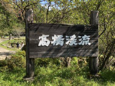 【子連れ名古屋周辺お出かけ】高橋渓流 @中津川周辺