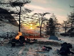 初心者の冬のキャンプに向けての準備