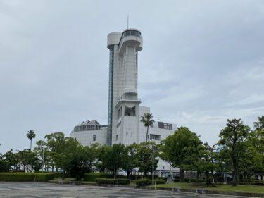 【子連れ名古屋周辺お出かけ】名古屋港ポートビル(展望室) @名古屋港